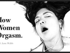 ADULT TIME How Women Orgasm - Jane Wilde